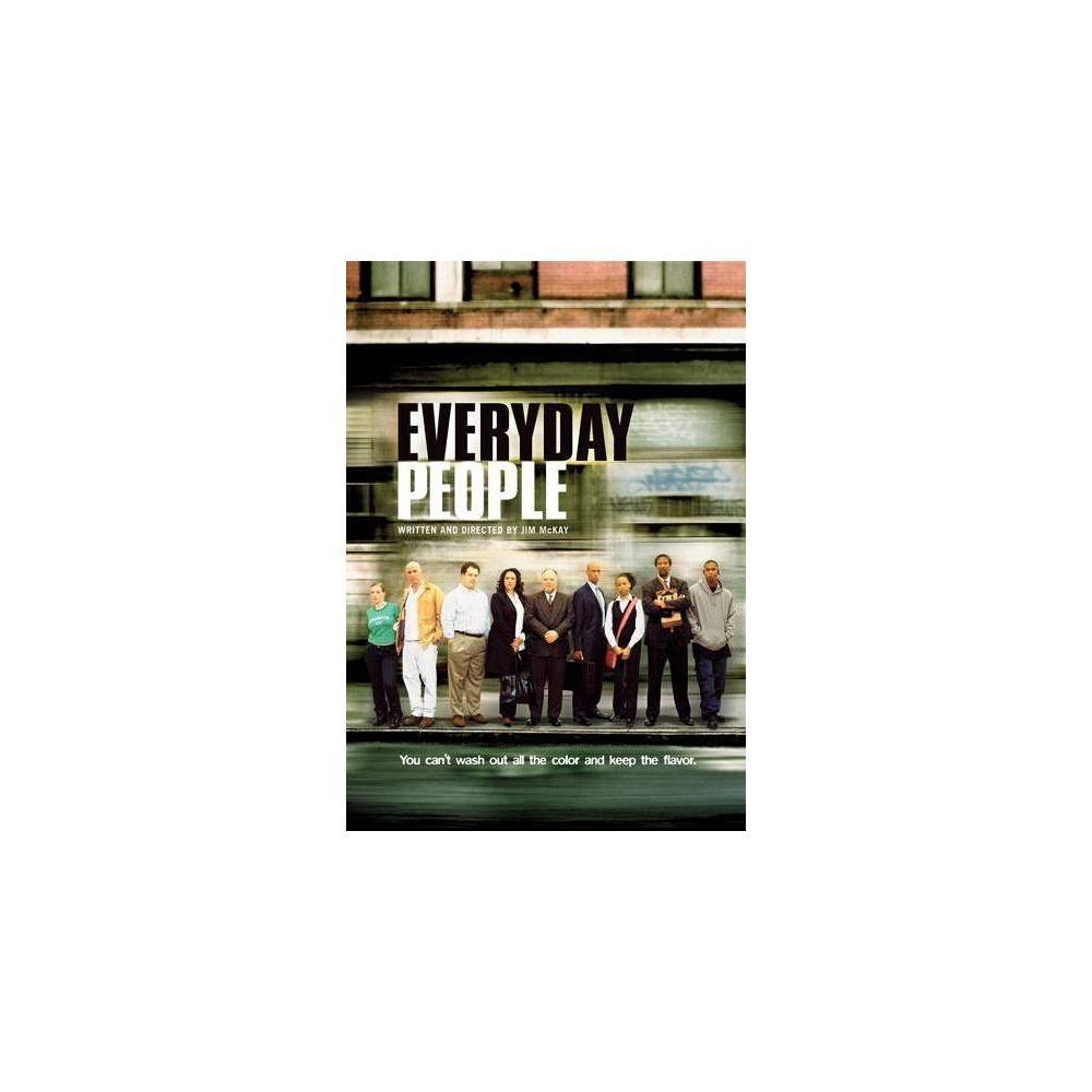 Everyday People Dvd 2012