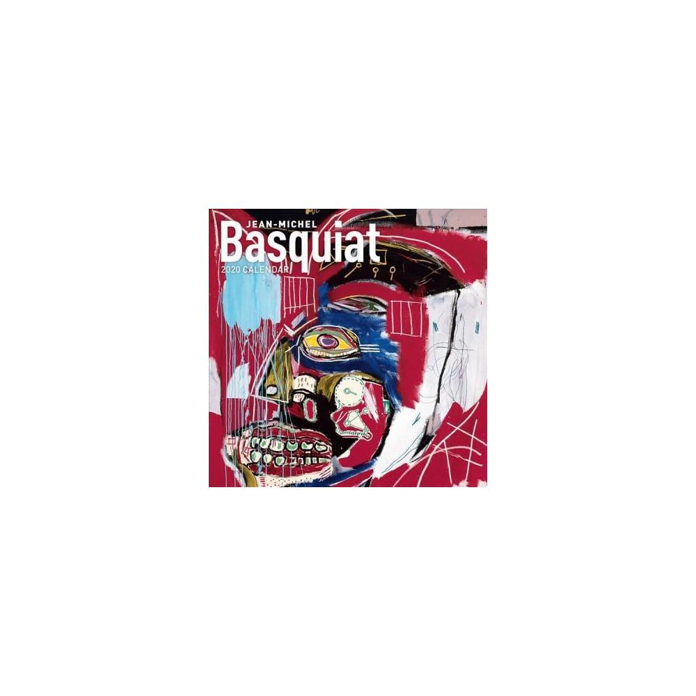 Jean-michel Basquiat 2020 Calendar - by Jean-Michel Basquiat (Paperback)
