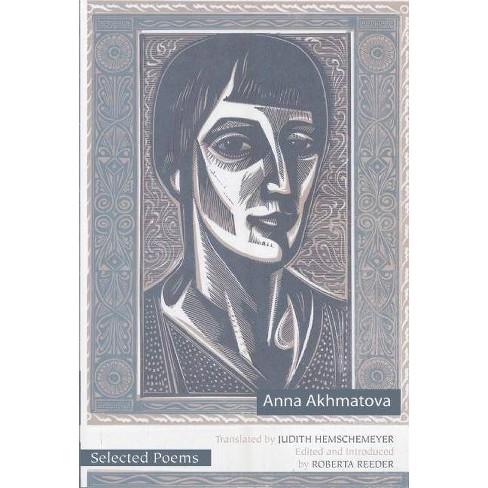 Selected Poems of Anna Akhmatova - (Paperback) - image 1 of 1