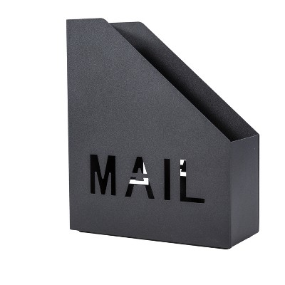 Metal Mail Holder Black - Project 62™