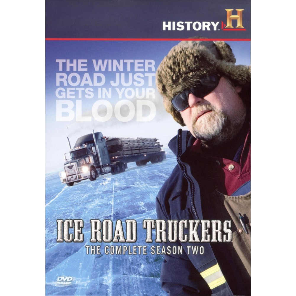 Ice Road Truckers:Complete Season 2 (Dvd)
