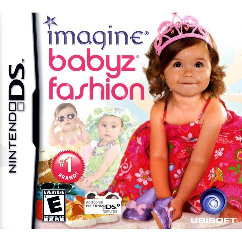 Imagine: Babyz Fashion PRE-OWNED Nintendo DS - image 1 of 1