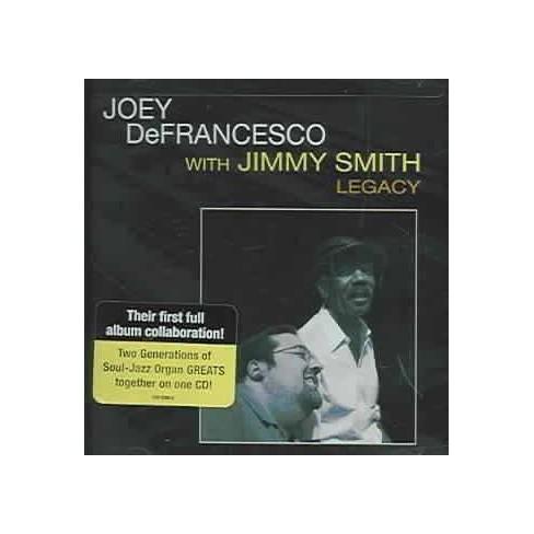 Joey  Joey; DeFrancesco DeFrancesco - Legacy (CD) - image 1 of 1