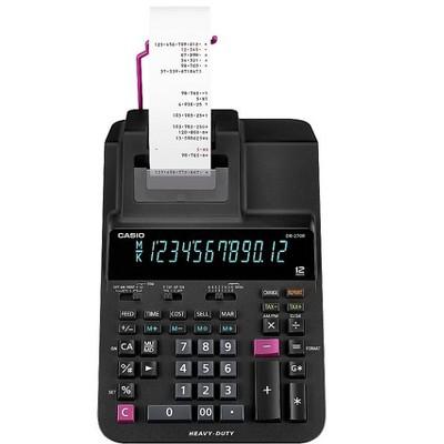 Casio DR-270R 12-Digit Heavy Duty Printing
