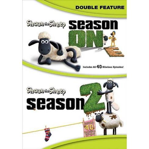 Shaun The Sheep: Seasons 1 & 2 (DVD)