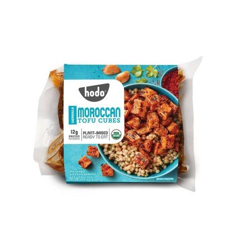 Hodo Plant-Based Organic Vegan Moroccan Tofu Cubes - 8oz - image 1 of 4