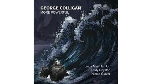 George Colligan - More Powerful (CD) - image 1 of 1