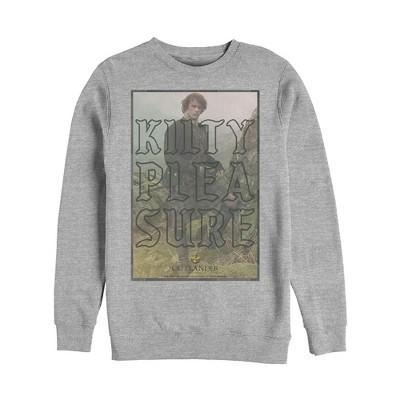 Men's Outlander Jamie is a Kilty Pleasure Sweatshirt