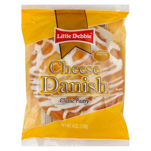 Little Debbie Cheese Danish 4 oz - image 1 of 1