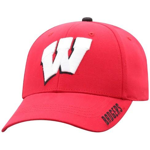 NCAA Men's Wisconsin Badgers TC Toner Hat - image 1 of 2
