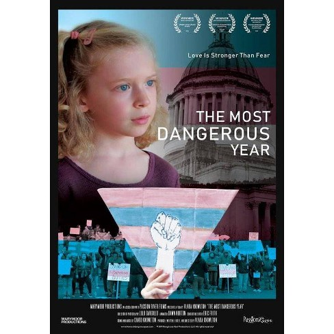 The Most Dangerous Year (DVD) - image 1 of 1