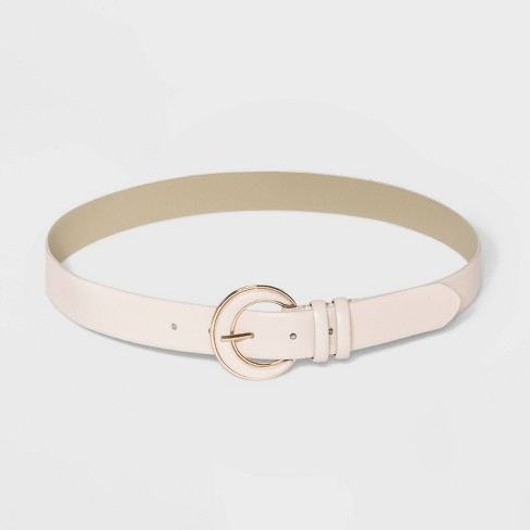 Women's Inlet Blet - A New Day™ Cream - image 1 of 2