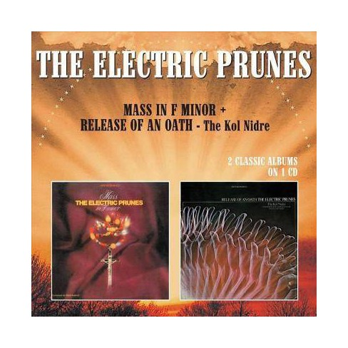 Electric Prunes - Mass in F Minor/Release of an Oath: The Kol Nidre (CD) - image 1 of 1