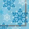 Snowflake Swirls Party Supplies Kit - image 4 of 4