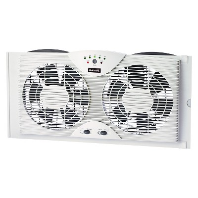Digital Window Fan White - Holmes