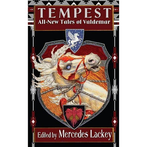 Tempest - (Valdemar) by  Mercedes Lackey (Paperback) - image 1 of 1