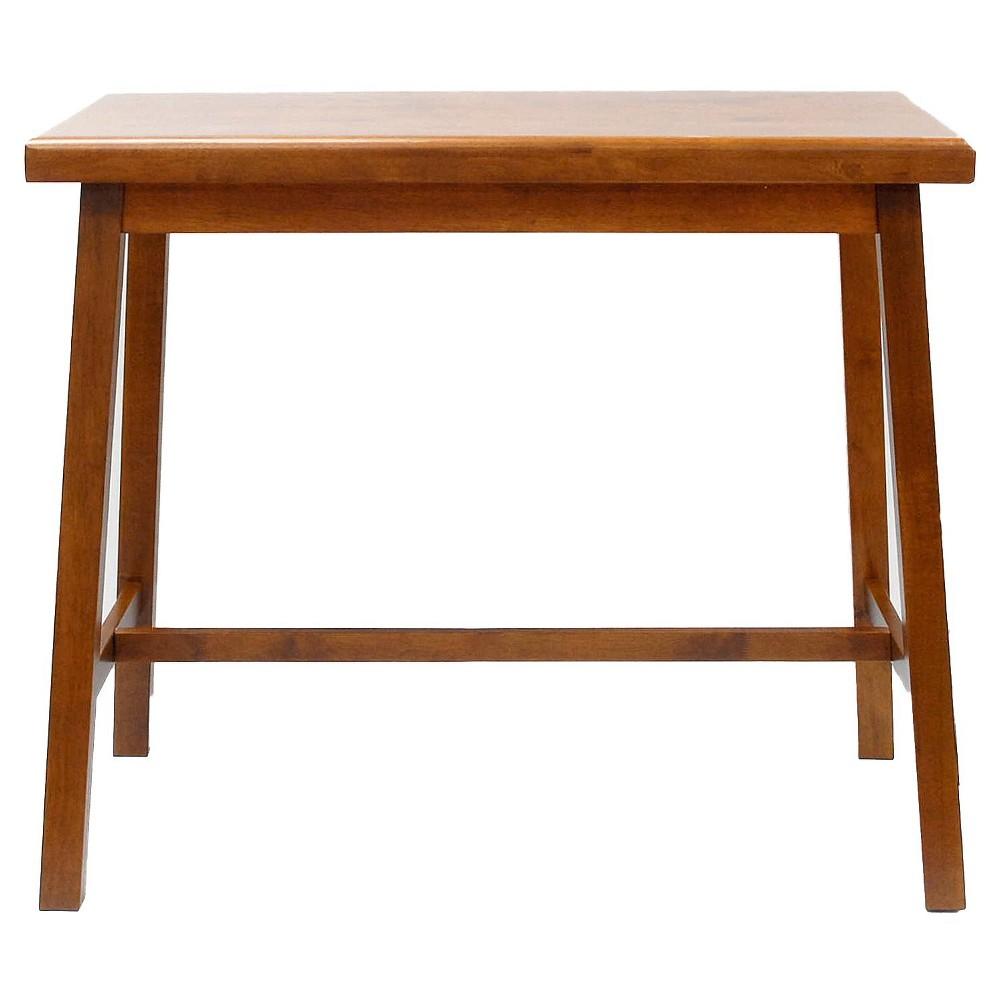Image of Vera Bar Table - Walnut - Carolina Cottage