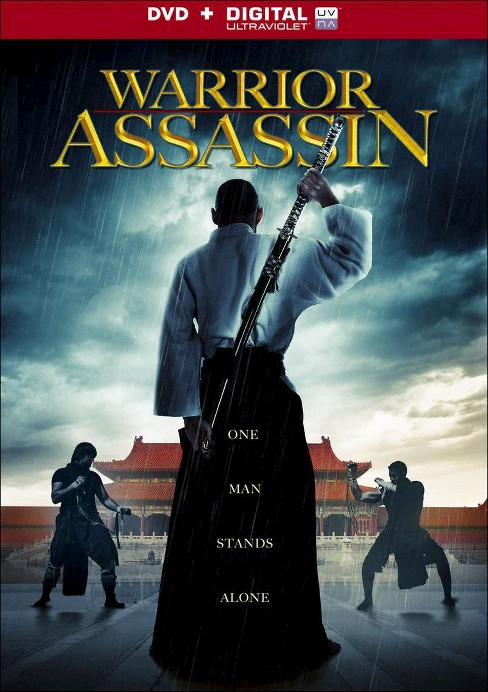 Warrior assassin (DVD) - image 1 of 1