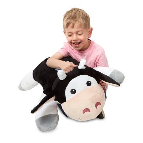 Melissa & Doug Cuddle Plush Cow - image 1 of 4