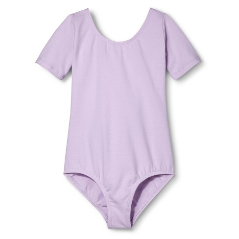 Danz N Motion&#174 by Danshuz&#174 Girls' Leotard -  Lavender 2-4 - image 1 of 1