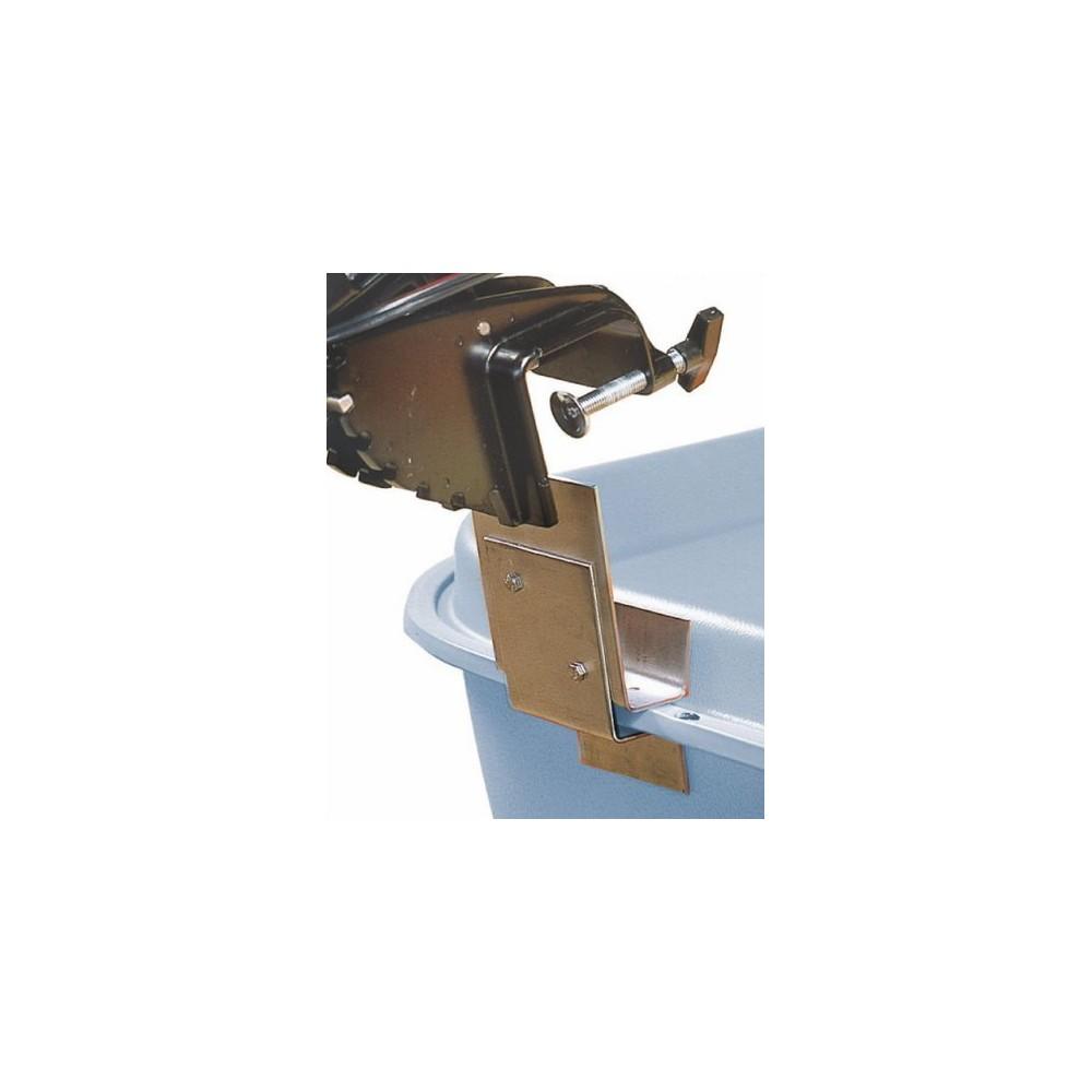 Pelican Pedal Boat Motor Mount - Wood