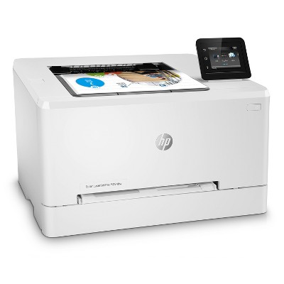 HP Color LaserJet Pro M254dw Laser Printer - White (T6B60A_BGJ)