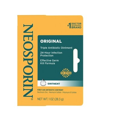 Neosporin Original First Aid Antibiotic Ointment - 1oz