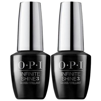 OPI Infinite Shine Gloss Nail Polish Duo Pack - 1 fl oz