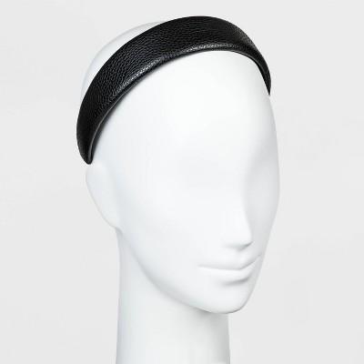 Faux Suede Hard Headband - Universal Thread™