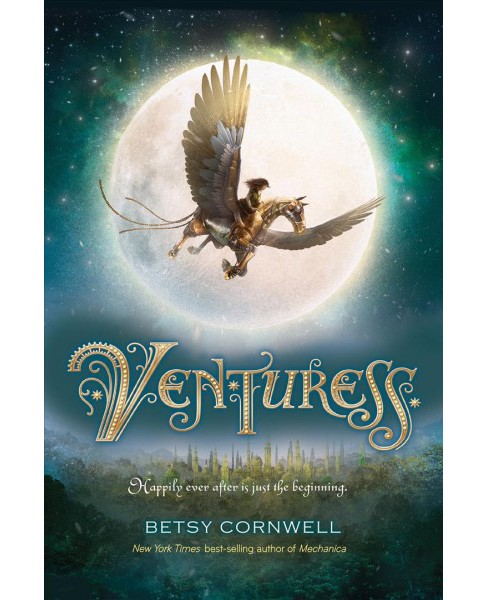 Venturess -  by Betsy Cornwell (Paperback) - image 1 of 1