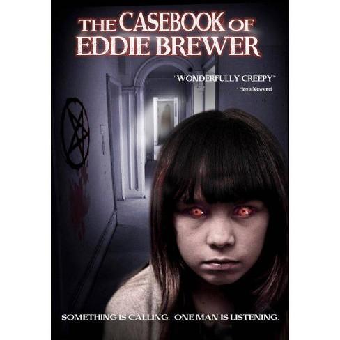 The Casebook of Eddie Brewer (DVD) - image 1 of 1