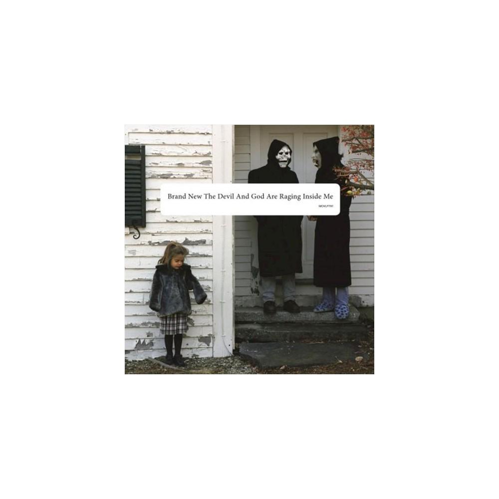Brand New - Devil And God Are Raging Inside Me (Vinyl)