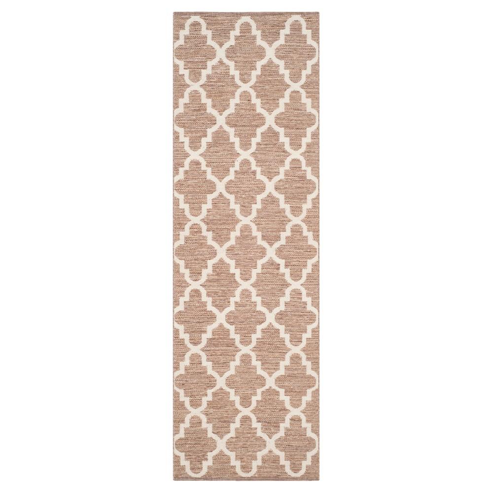 Montauk Rug - Beige/Ivory - (2'3x7') - Safavieh