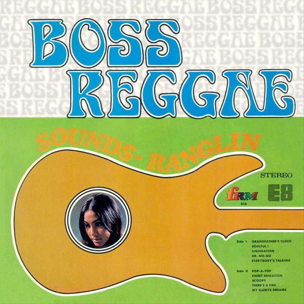 Ernest Ranglin - Boss Reggae (Vinyl)