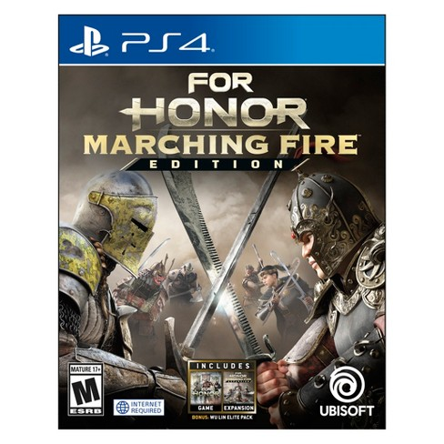 For Honor: Marching Fire Edition - PlayStation 4 - image 1 of 4