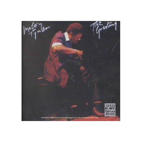 McCoy Tyner - Greeting (CD) - image 1 of 1