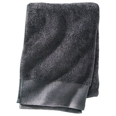 Solid Bath Towel Railroad Gray - Project 62™ + Nate Berkus™