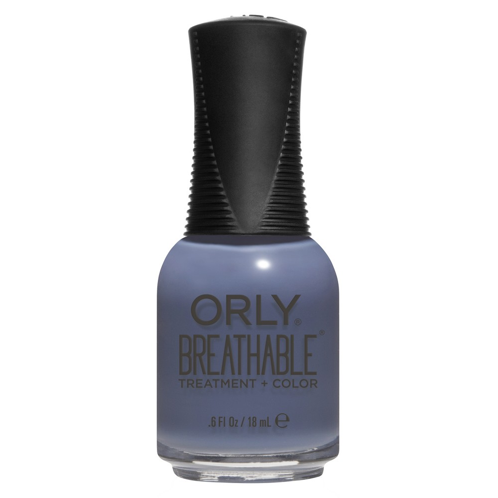 Image of ORLY Breathable Treatment + Color Nail Polish Distressed Denim - 0.6 fl oz