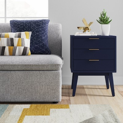 Hafley Three Drawer End Table - Project 62™ : Target