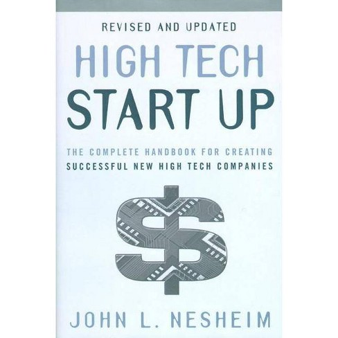 High Tech Start Up - by  John L Nesheim (Hardcover) - image 1 of 1