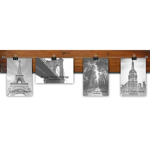 Pro Tour Memorabilia Multiple Picture Frame White
