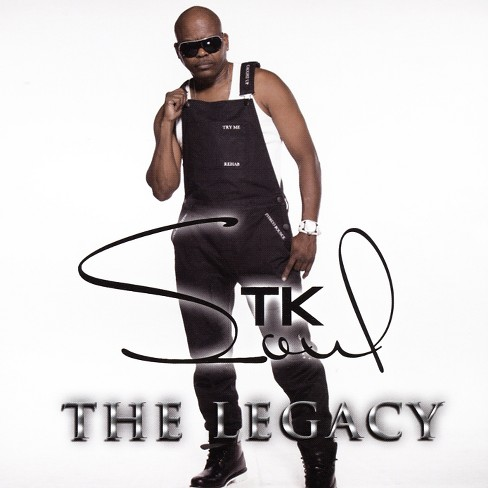 T.K. soul - Legacy (CD) - image 1 of 1