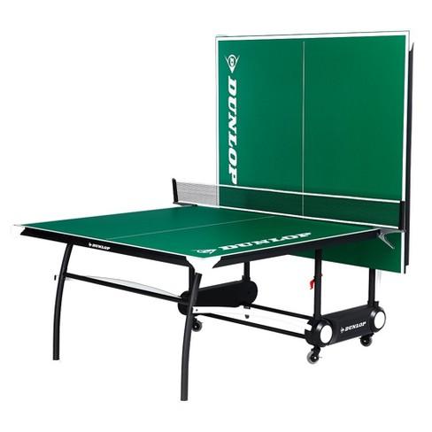 4217efb575e Dunlop 15mm Table Tennis Table - Green (2pc)   Target