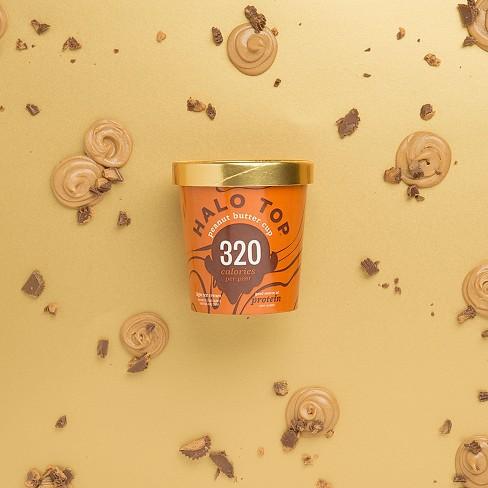 Halo Top Peanut Butter Cup Ice Cream