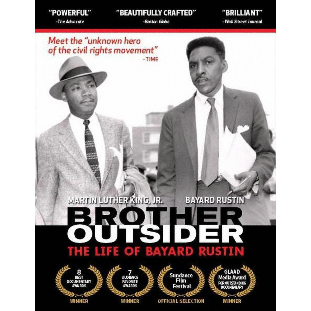 Brother Outsider:Life Of Bayard Rusti (Dvd)