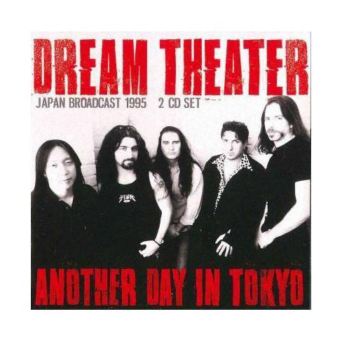 Dream Theater - Another Day in Tokyo (CD) - image 1 of 1