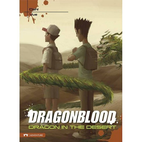 Dragonblood: Dragon in the Desert - by  Michael Dahl (Paperback) - image 1 of 1