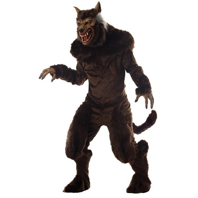 Adult Werewolf Halloween Costume
