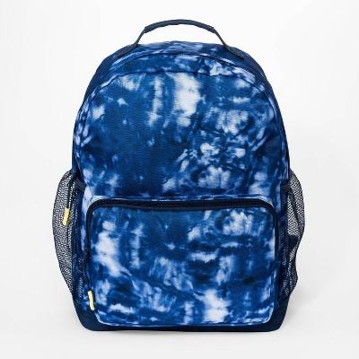 Boys' Tye-Dye Backpack - Cat & Jack™ Blue