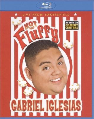 Gabriel Iglesiashot And Fluffy Blu Ray Target
